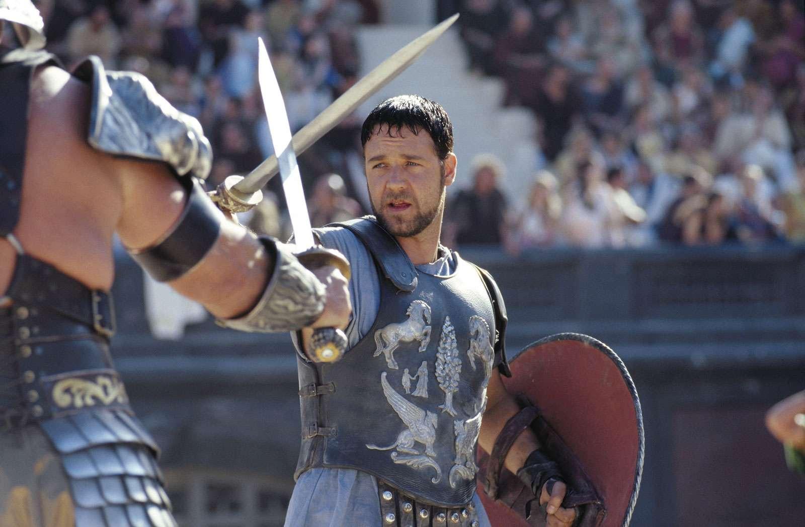 2000 Eyes: Gladiator