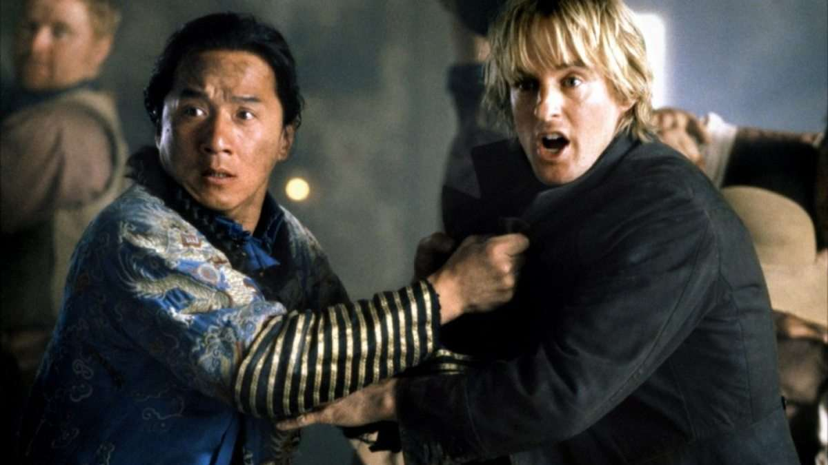 2000 Eyes: Shanghai Noon