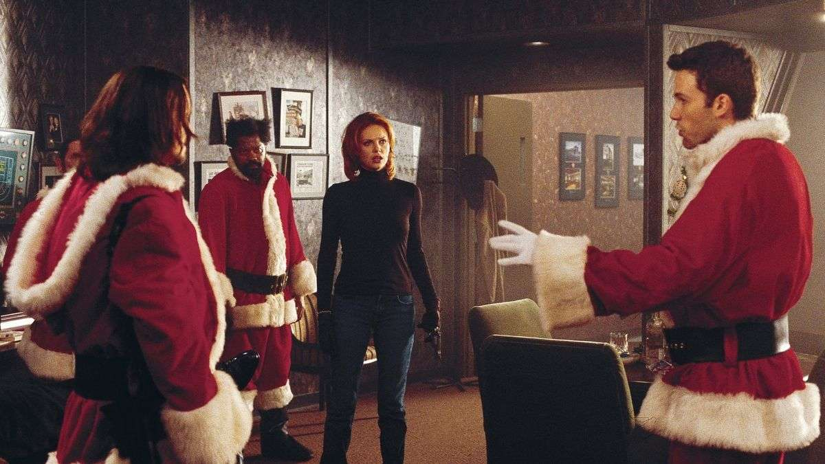 2000 Eyes: Reindeer Games