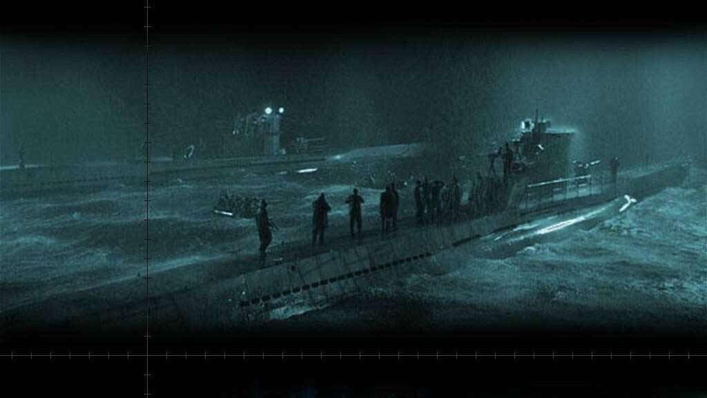 2000 Eyes: U-571