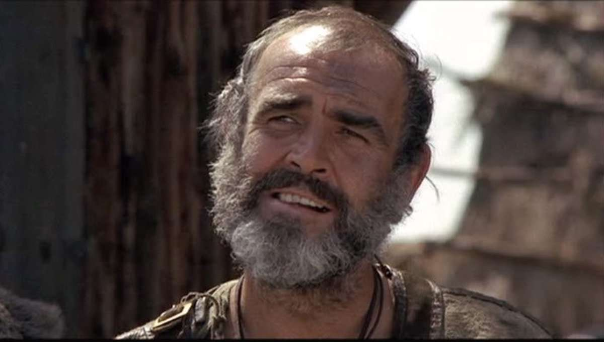 Sean Connery: The Man Who Would Be King